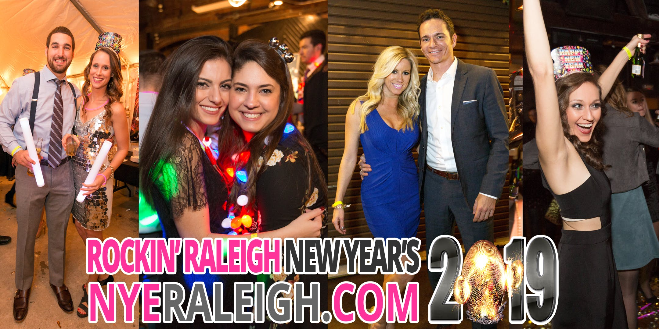NYERaleigh.com - Rockin' Raleigh New Year's Eve, Raleigh ...