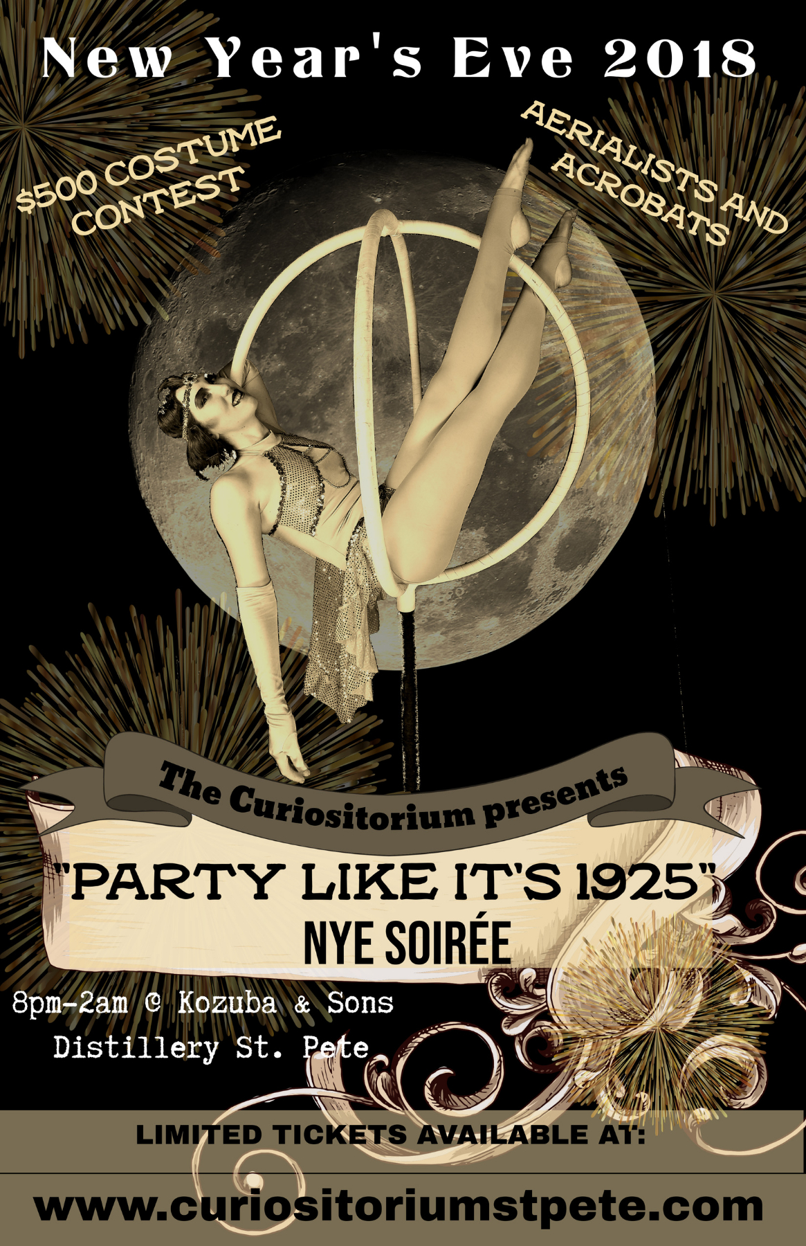 Party Like It's 1925 NYE Soiree