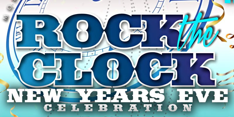 || ROCK THE CLOCK New Years Eve Celebration 2019 ...