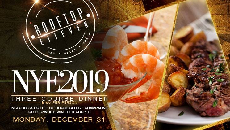 New Years Eve Dinner, Miami FL - Dec 31, 2018 - 7:00 PM
