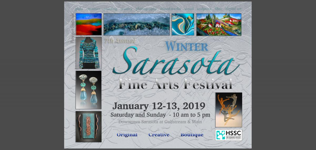7th Annual Sarasota Winter Fine Art Festival