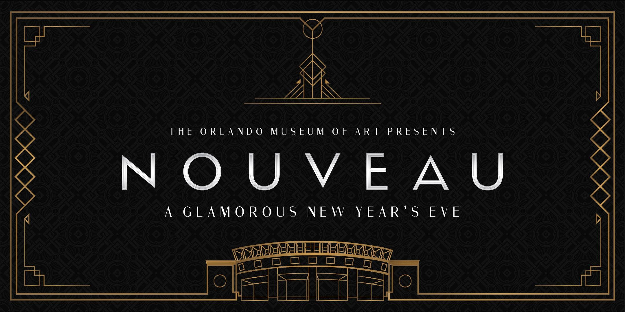 NOUVEAU: A Glamorous New Year's Eve, Bradenton & Sarasota FL - Dec 31, 2018 - 9:30 PM
