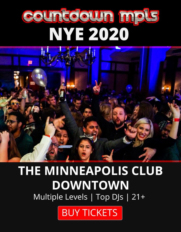 Countdown MPLS NYE 2020, Minneapolis MN - Dec 31, 2019 ...