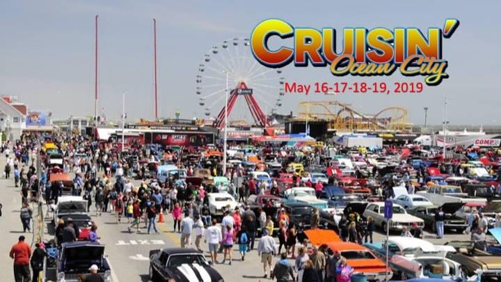 Cruisin Ocean City >> 29th Annual Cruisin Ocean City Baltimore Md May 16 2019