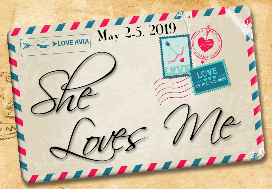 Auditions for SHE LOVES ME