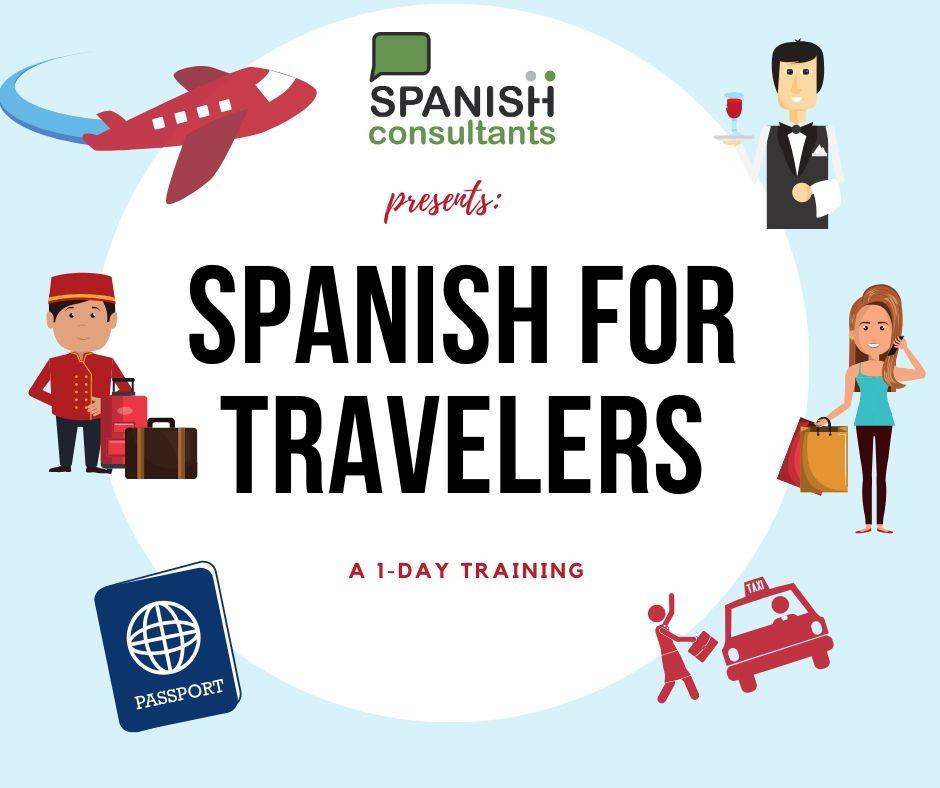 Spanish for Travelers 1-day training