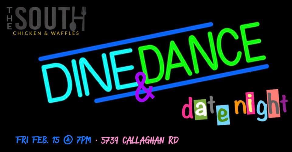 Dine Amp Dance Date Night San Antonio Tx Feb 15 2019