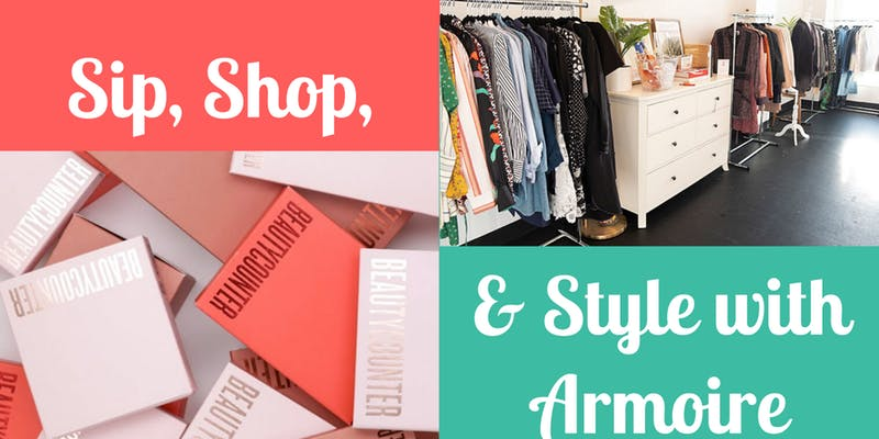 Sip, Shop, & Style with Armoire