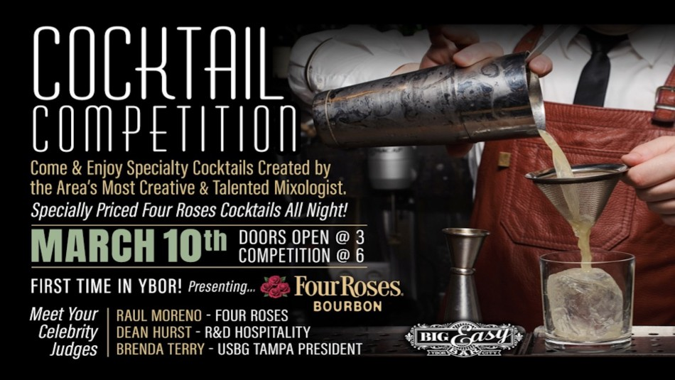 Four Roses Cocktail Competition