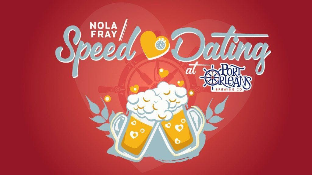Speed dating mobile al