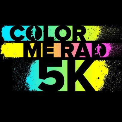 Color Me Rad 5k Tampa