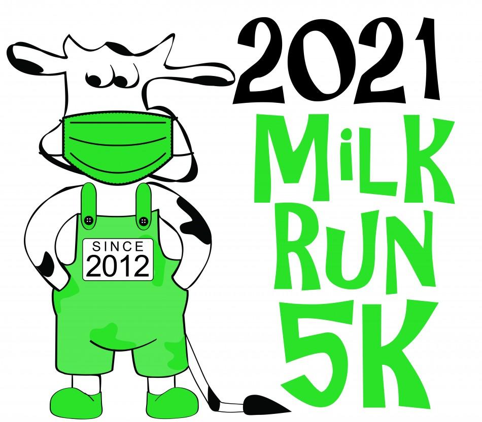 2021 Virtual Milk Run 5K