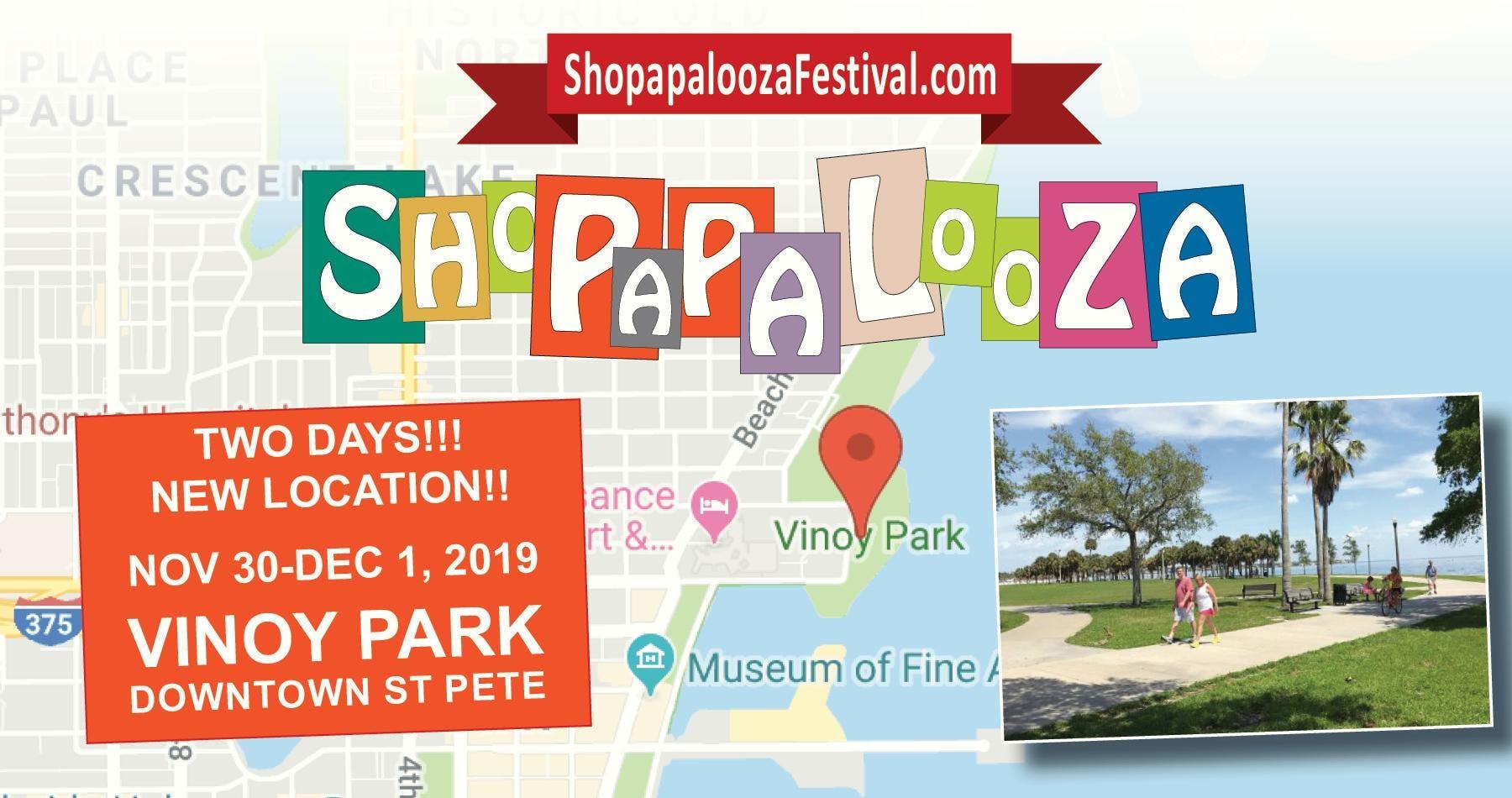 2019 Annual Shopapalooza Festival