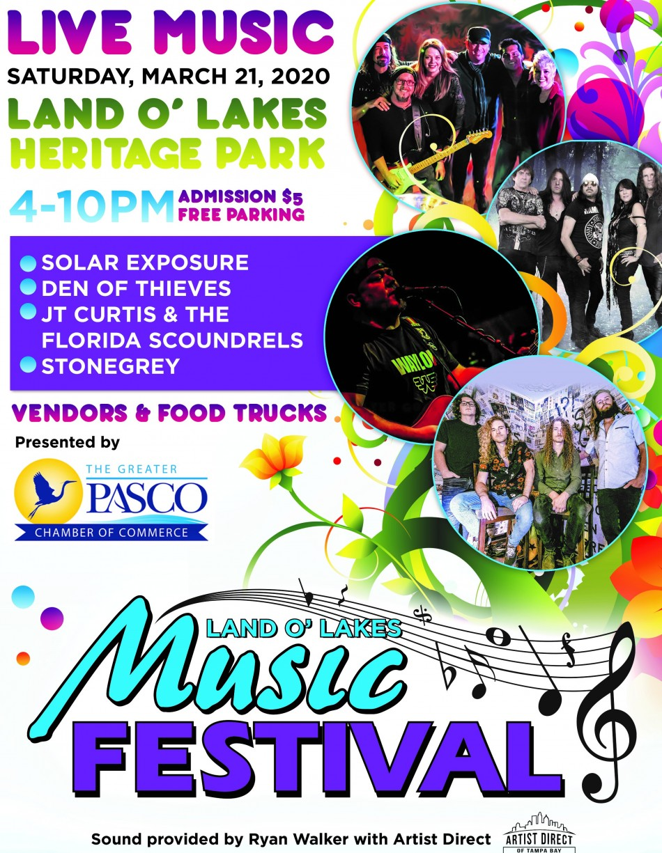 Land O' Lakes Music Festival