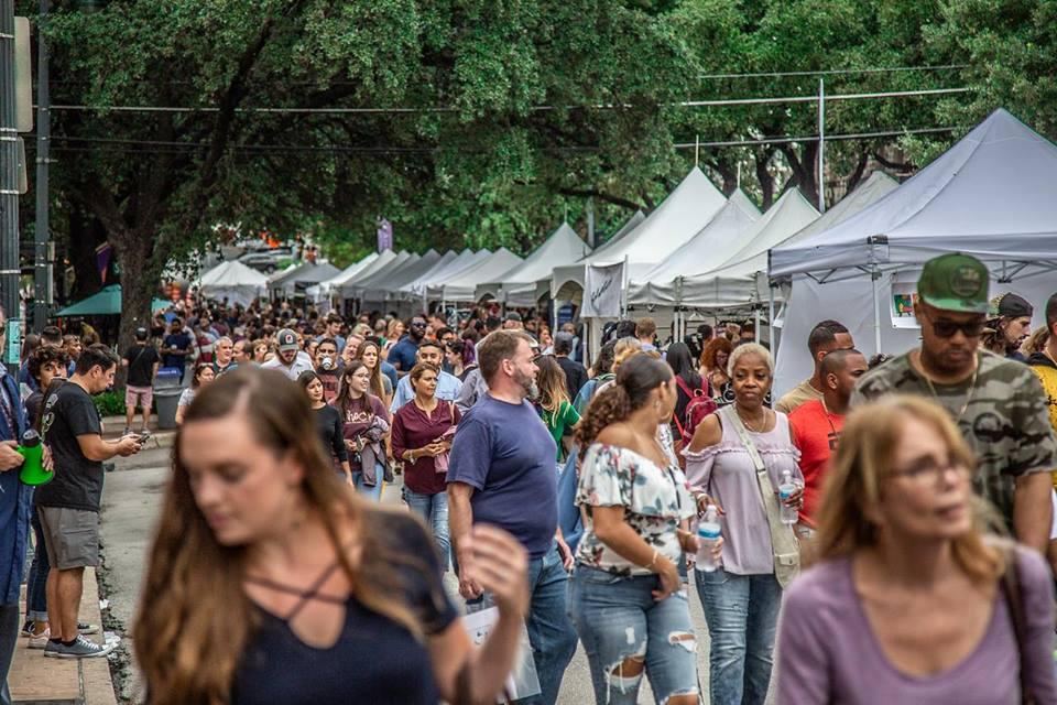 Fall Pecan Street Festival 2019