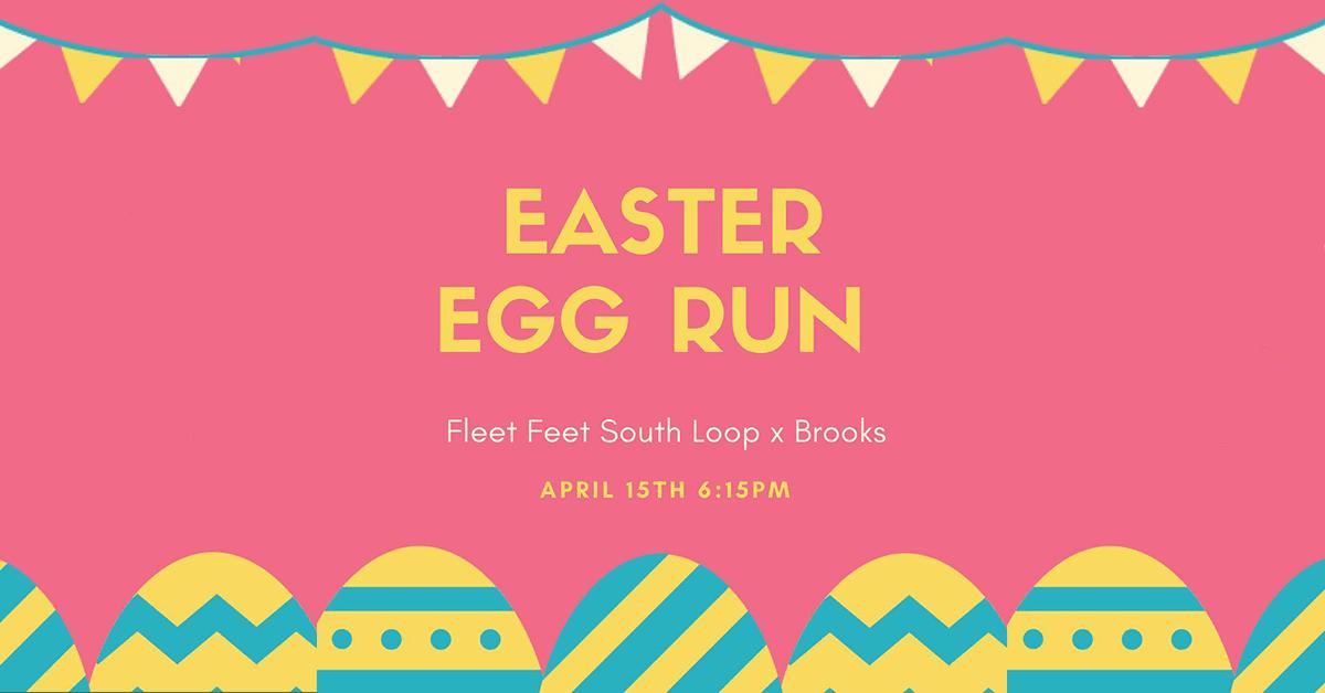 220ae2588de Fleet Feet Running Club  Easter Egg Run