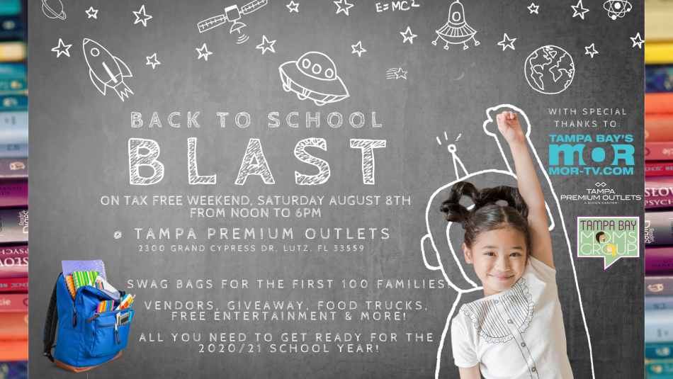 Back to School Blast - Tampa Bay
