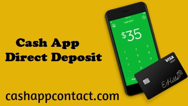 CASH APP DIRECT DEPOSIT: TIME, FORM & HOW TO SETUP ON CASH APP