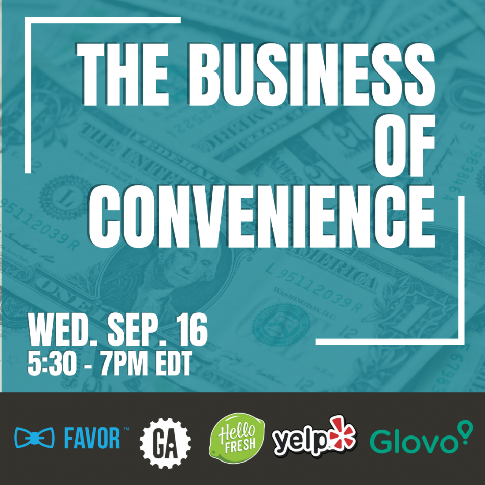 The Business of Convenience