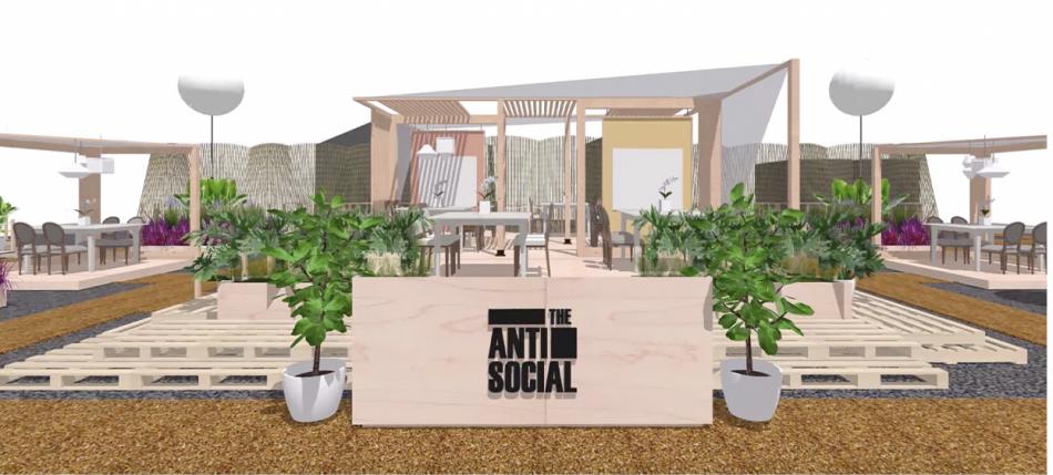 The Anti-Social at Brickell City Centre