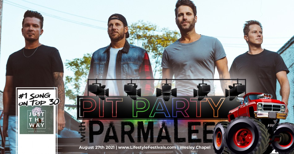 Pit Party with Parmalee