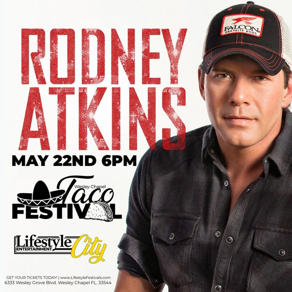 Rodney Atkins Live