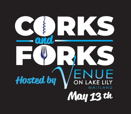 Corks and Forks Maitland