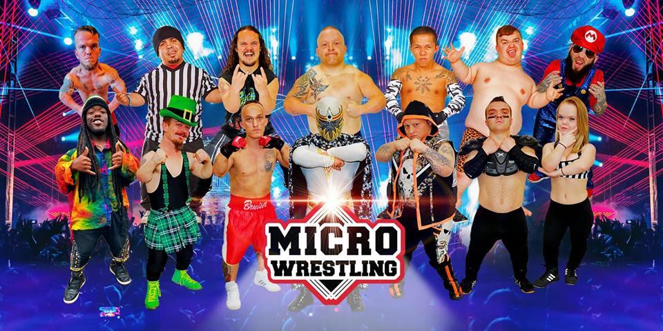 Midget wrestling tampa
