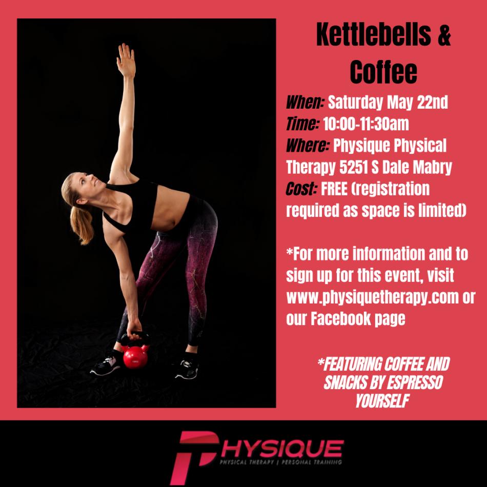 Kettlebells & Coffee
