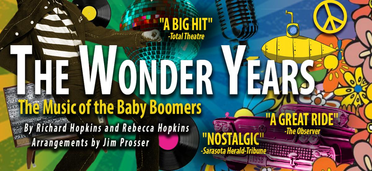 The Wonder Years: The Music of the Baby Boomers, Bradenton ...