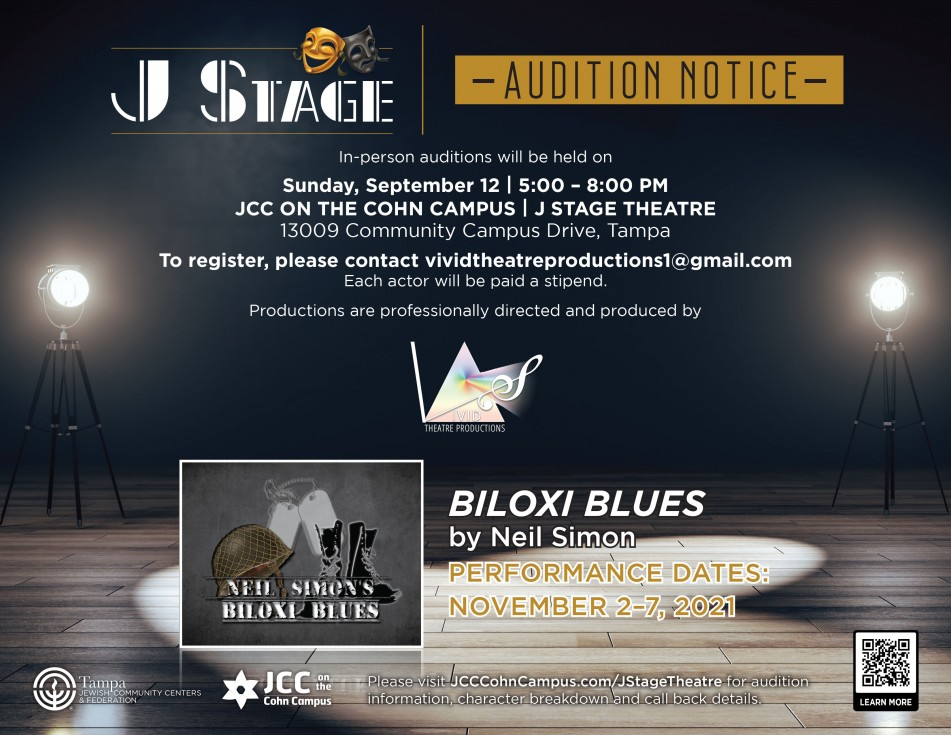 Auditions for Biloxi Blues