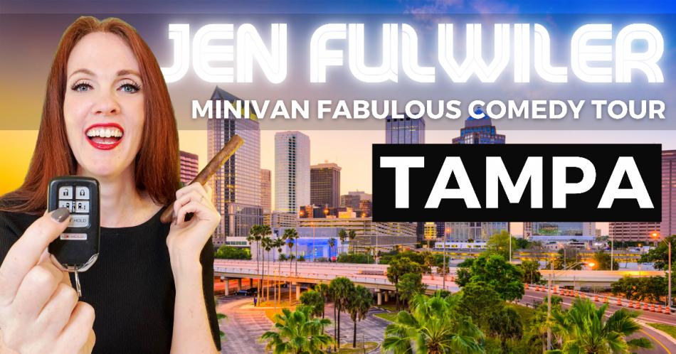 Jen Fulwiler's Minivan Fabulous Stand-up Comedy Tour