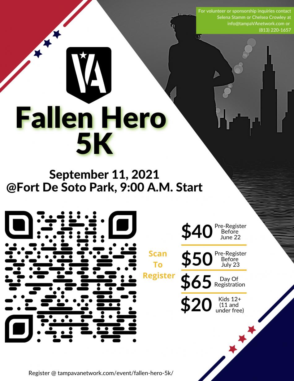 Fallen Hero 5k