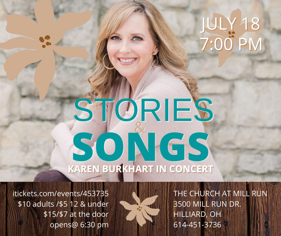 Karen Burkhart in Concert (Stories & Songs)