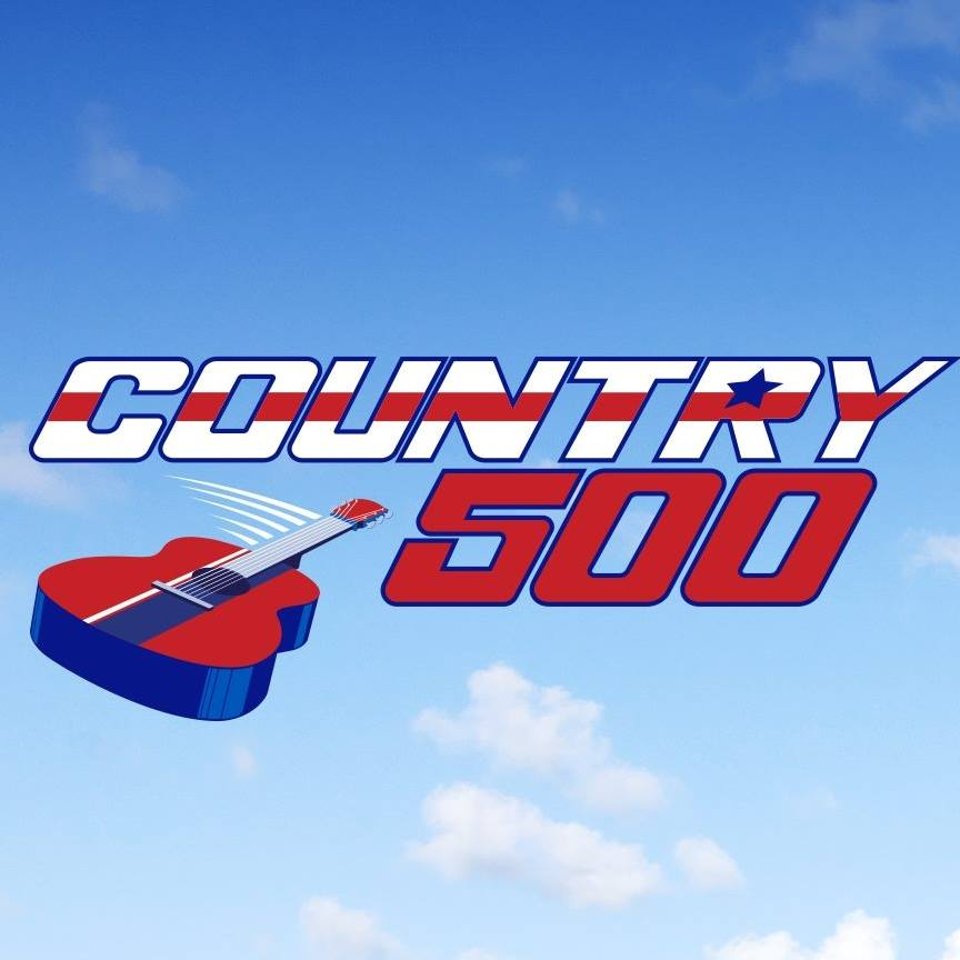 Country 500 Festival 2020 Country 500 Music Festival, Daytona Beach FL   May 24, 2019   3:00 PM