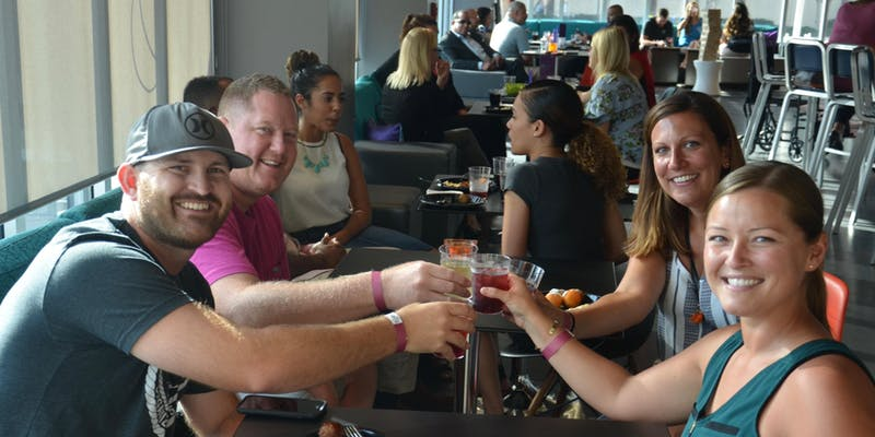 Wine Down & Painting Wednesday @ Aloft Tampa Downtown