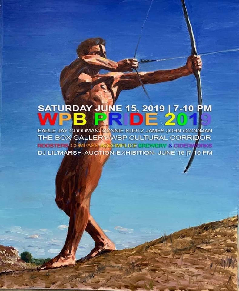 West Palm Beach In 2019: West Palm Beach PRIDE 2019 Exhibition, West Palm Beach FL