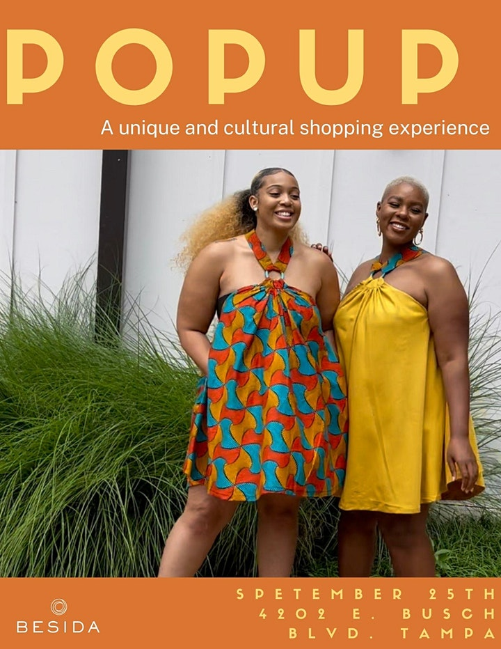 Besida African Print Shopping Experience