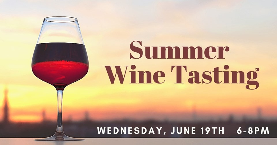 Summer Wine Tasting, Bradenton & Sarasota FL - Jun 19 ...