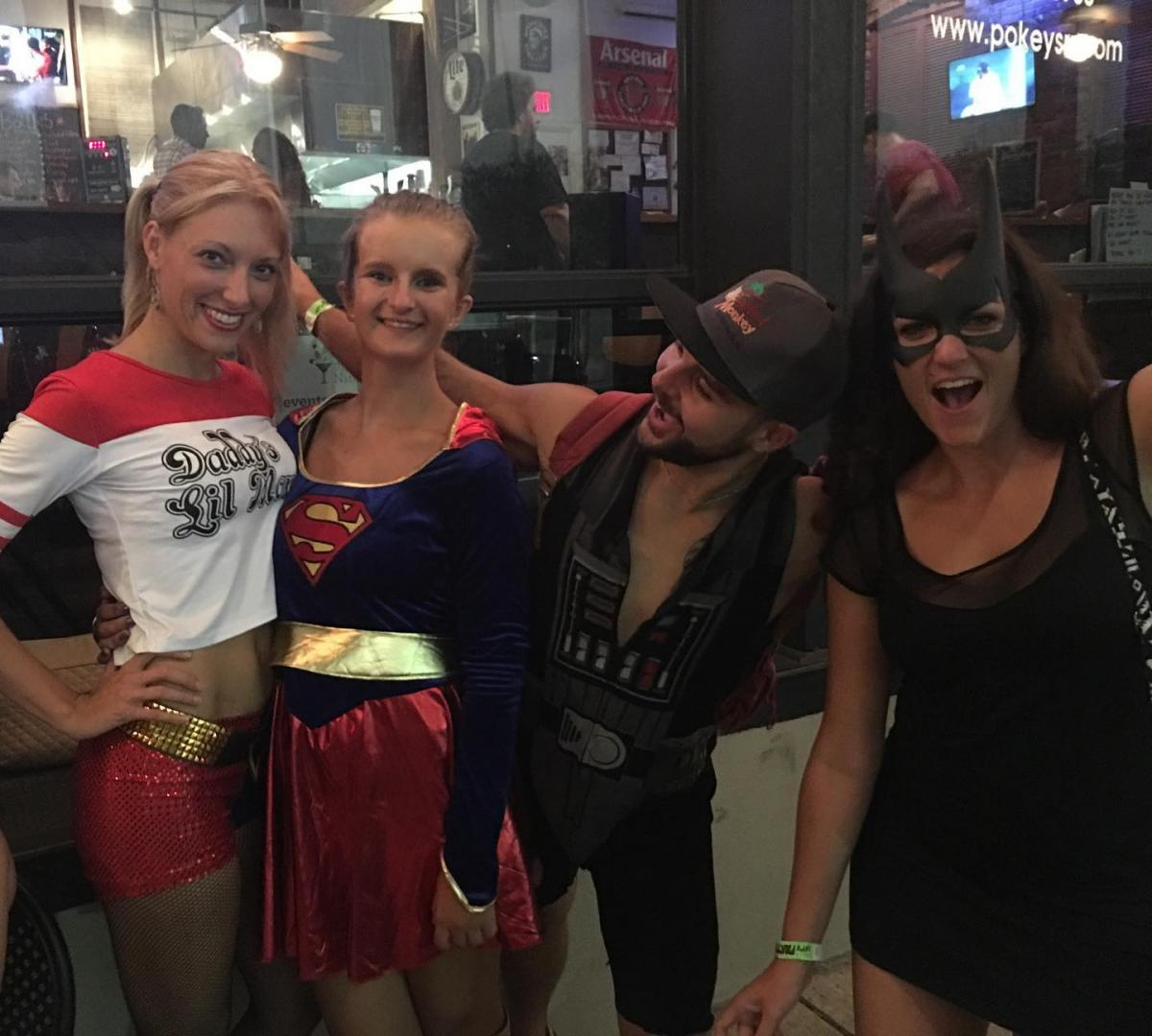 Tampa's Comic Bar Crawl (Storming Area 51)