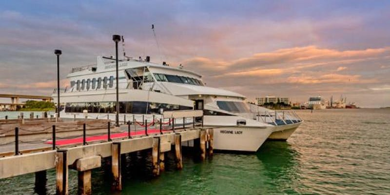 Thanksgiving Dinner Cruise Aboard The Biscayne Lady Miami