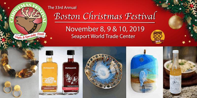 Christmas In Boston 2019.Boston Christmas Festival 2019 Boston Ma Nov 8 2019 10