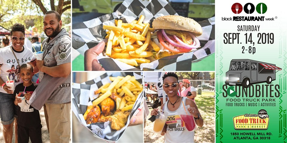 SoundBites: Atlanta Food Truck Park 2019, Atlanta GA - Sep