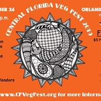 Central Florida Veg Fest 2019!