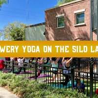 Saturday Brewery Yoga