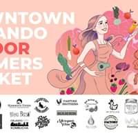 Downtown Orlando Indoor Farmers Market