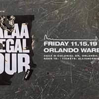 Alliance Presents: Malaa - Illegal Warehouse - Orlando, FL