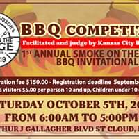 Smoke on the Range - BBQ Competition