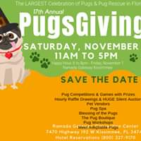 PugsGiving @ Ramada Kissimmee Gateway