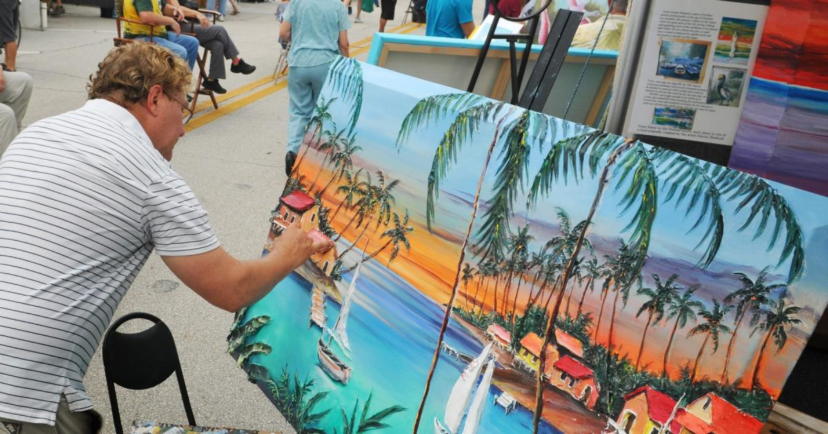 ArtWorks: Eau Gallie Art Festival